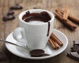 Infusi, Cioccolate