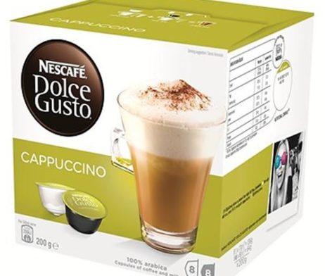 Capsule Nestlè Cappuccino