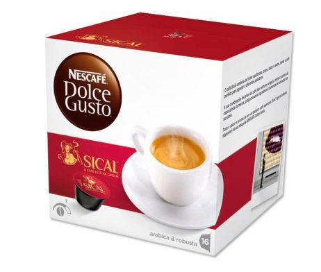 Capsule Nestlè Espresso Sical
