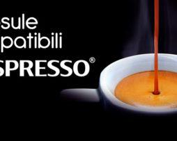 Compatibili Borbone Nero Nespresso